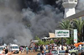 قَتلى وجَرحى في انفِجاريْن هزّا مدينة طرابلس