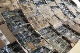 """إحباط تهريب 9 آلاف زجاجة خمر للسعودية """"بطريقة جهنمية"""""""