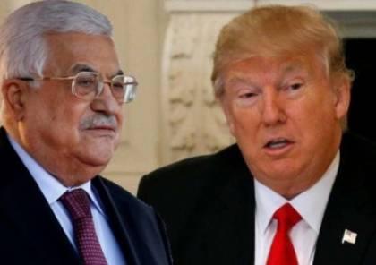 الرئيس عباس: جئت الى واشنطن بمشروع سلام مكتوب تم التوافق عليه عربيا