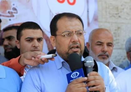 حماس والجهاد يتلقيان دعوة للمشاركة في اجتماعات المركزي