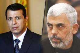 محسن : دحلان يسعى لشراكة وطنية بغطاء عربي