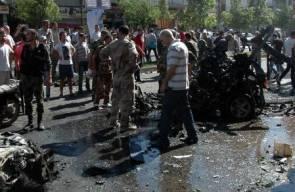 مشاهد من المعارك المستمرة في المحافظات السورية