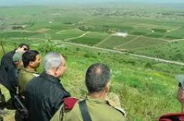 تلفزيون اسرائيلي : لقاءات بين ضباط إسرائيليين وسوريين في هضبة الجولان