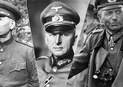 جنرالات الحرب العالمية الثانية الكوفية نيوز