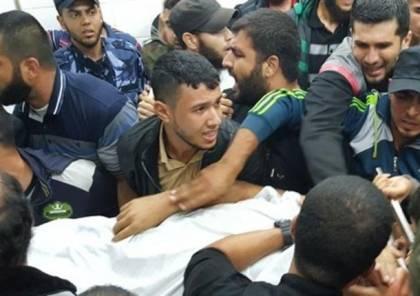 "استشهاد الشاب ""ناجي غنيم"" متأثراً بجراحٍ أصيب بها شرق رفح"