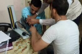 الهلال الأحمر في غزة تختتم دورة اسعاف اولى للخريجين شرق حي التفاح
