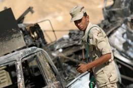 استشهاد ضابط مصري فى مطاردات امنية مع ارهابيين في قنا
