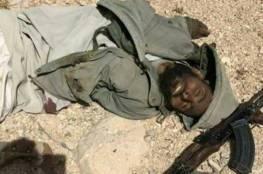 صور: الجيش المصري يعلن قتل أمير تنظيم داعش في سيناء