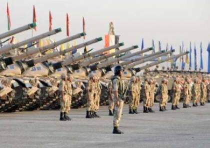 مصر تستعد للحرب وتتخذ خطوات عملية واّليات عاجلة لحفظ امنها القومي ..