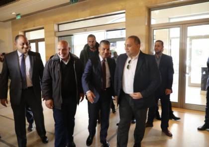 الوفد الامني المصري ينفي مغادرته غزة ويدين تفجير موكب الحمد الله