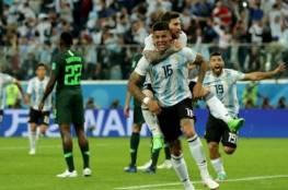 فيديو: الأرجنتين تخرج من تحت الركام وتحجز مقعد التأهل في المونديال