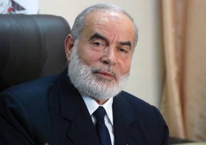 بحر: مرسوم الرئيس إعفاء المواطنين في غزة من الضرائب لا قيمة له