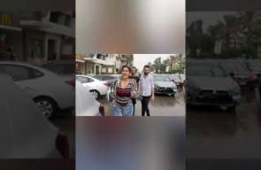 سما المصري تغرق في سيول نفق العروبه