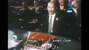 أخطر فيلم أمريكي عن الرئيس السادات