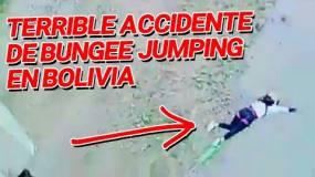 نهاية مؤلمة لفتاة قفزت من أعلى جسر!