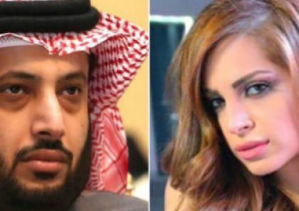 تركي آل الشيخ يعتدى بالضرب علي فنانة مصرية مشهورة