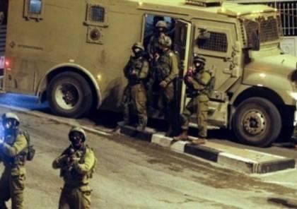 الاحتلال يقتحم رام الله ويستولي على تسجيل كاميرات محلات تجارية