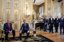 ترامب وماكرون: قضية مقتل خاشقجي فرصة لحل أزمة اليمن