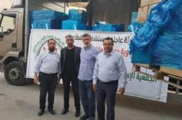جمعية الإغاثة : الشحنة الأولى من الأدوية من فلسطينيي 48 تصل غزة