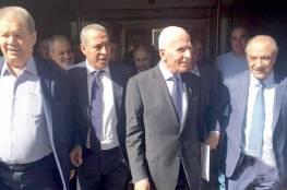 هذا ما تعهدت به المخابرات المصرية خلال اجتماعها أمس مع وفد فتح في القاهرة ..