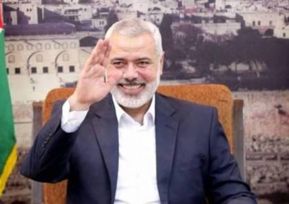 """شكر السلطة ..هنية: """"الضمير العالمي أسقط المشروع الأمريكي ضد حماس والمقاومة"""