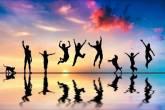 اليوم هو يوم السعادة العالمي