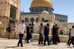 علماء فلسطين تحذر من مخططات تدميرية بحق الأقصى