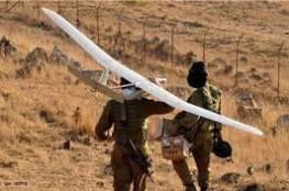 المقاومة تطلق النار صوب طائرة تصوير إسرائيلية شمال قطاع غزة