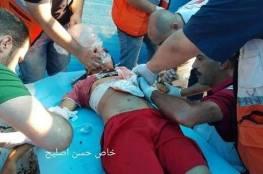 صور: 7 شهداء واصابة المئات في الجمعة الـ 26 من مسيرات العودة شرق قطاع غزة