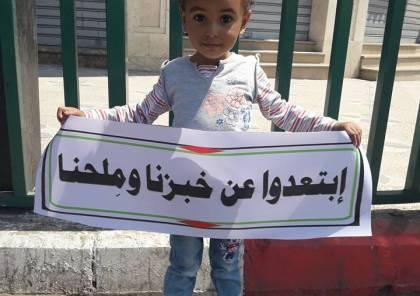 ابو الحصين يطالب السلطة برفع الإجراءات الظالمة عن غزة