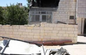 قوات الإحتلال تدمر منزلي عائلتي مروان القواسمه وعامر ابو عيشه