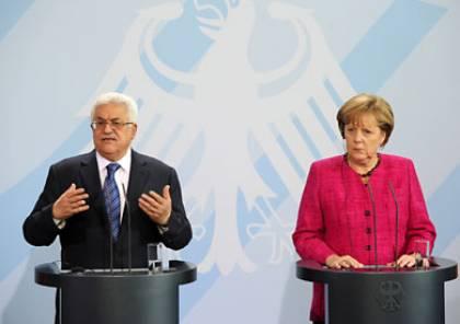 الرئيس عباس:على إسرائيل الجلوس لطاولة المفاوضات لتحديد حدودنا وحدودهم
