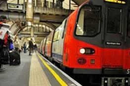 تفجير في محطة مترو في لندن
