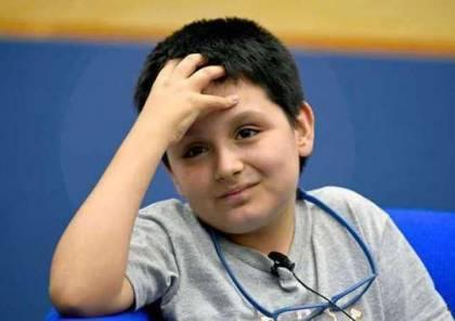 طفل عبقري يلتحق في الجامعة