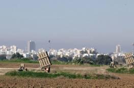 """الاحتلال ينشر """"القبة الحديدية"""" تأهبًا للتصعيد على جبهة غزة"""