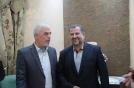 """شاهد: وفد """"حماس"""" يصل القاهرة.. والحركة تكشف الهدف من الحوارات"""
