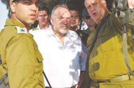 ليبرمان يأمر بقطع الاتصالات مع السلطة الوطنية الفلسطينية
