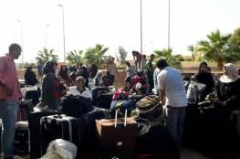 العالقون الغزيون ..بين المعبر والمطار ضاعت احلام العودة والخروج من السجن