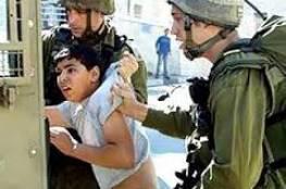 حمدونة : سلطات الاحتلال تعتقل قرابة 120 طفل فلسطينى شهرياً