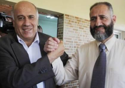 نايف الرجوب يفتح النار على السلطة وفتح :حماس تتعرض لعملية سحق بالضفة وفتح لاتؤمن بالشراكة السياسية