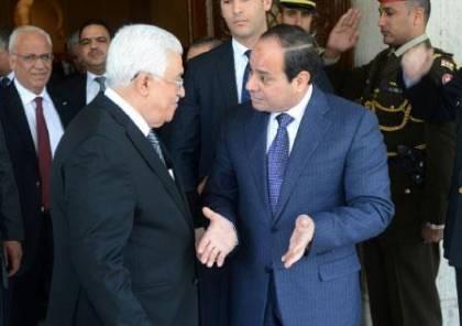 السيسي «انتزع» قبول عباس «هدوءاً» يسبق المصالحة وخطوات جديدة لانهاء الانقسام