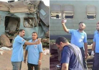"""""""سيلفي المنقذين"""".. يثير غضب المصريين !!"""