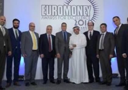 بنك فلسطين يحافظ على رياديته كأفضل بنك في فلسطين ضمن تصنيف مجلة المال العالمية Euromoney