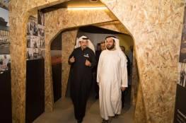 """وفد وكالات الأنباء الدولية يزور موقع معرض """"إكسبو 2020 دبي"""""""