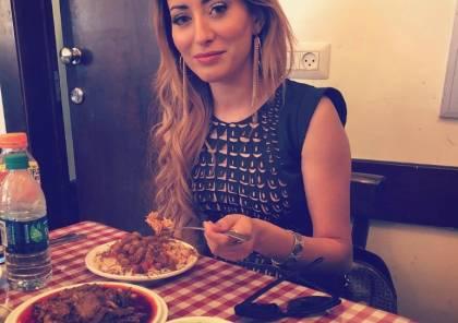 """ملكة جمال العراق من إسرائيل: """"شالوم""""!"""