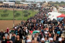 الهيئة الوطنية: مسيرات العودة وكسر الحصار مستمرة حتى تحقق أهدافها التي انطلقت من أجلها