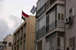 السفير الاسرائيلي لدى مصر يعود للقاهرة بعد غياب 9 أشهر