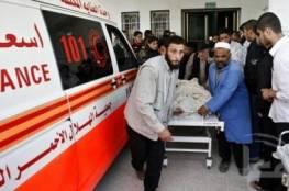 اصابات بانفجار طنجرة ضغط في حي الزيتون شرق غزة