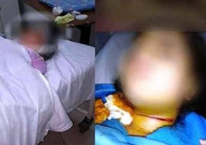 جريمة مروعة في لبنان ... أم تذبح طفلتيها النائمتين!