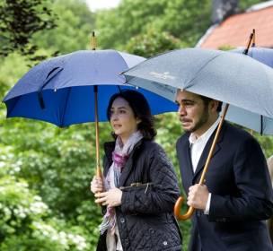الامير علي وزوجته